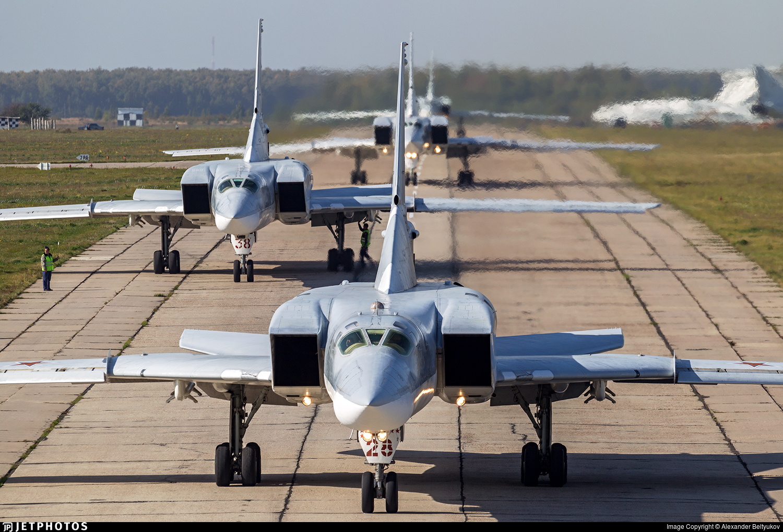 RF-94157 - Tupolev Tu-22M3 Backfire - Russia - Air Force