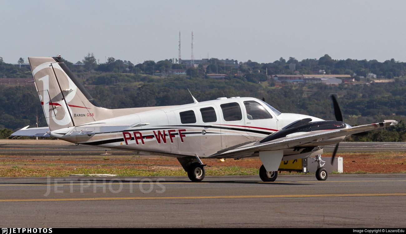 PR-WFF - Beechcraft G58 Baron - Private