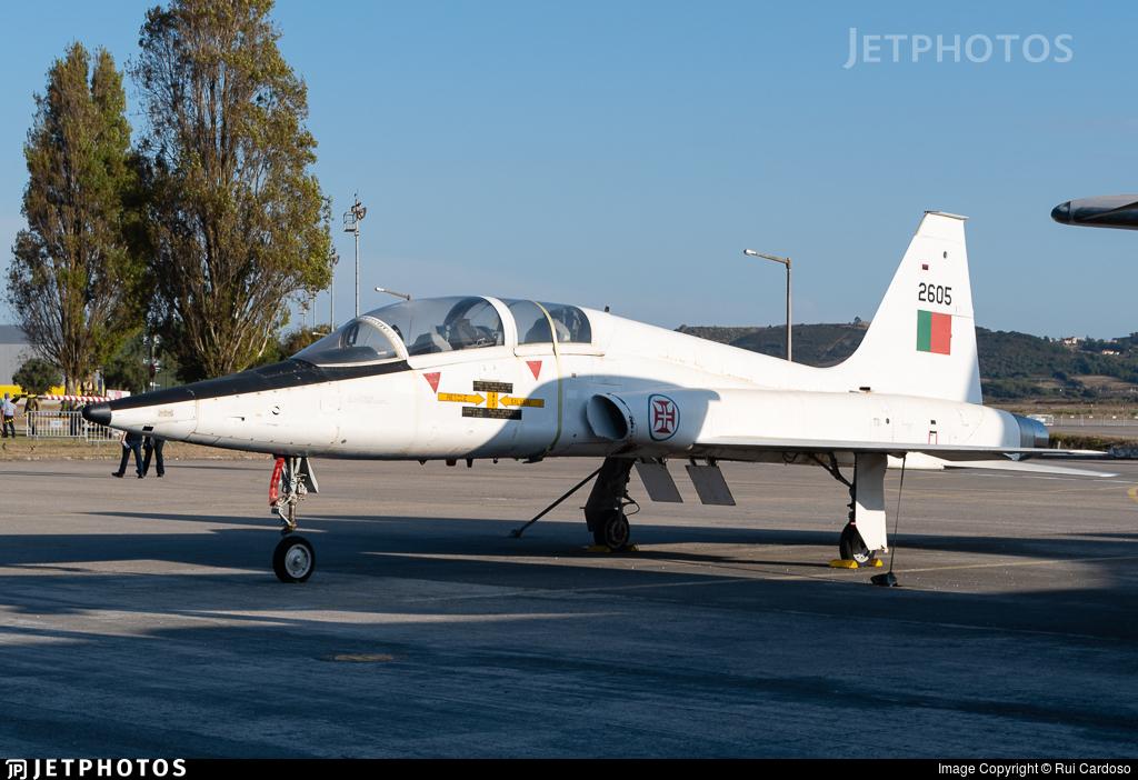 2605 - Northrop T-38A Talon - Portugal - Air Force