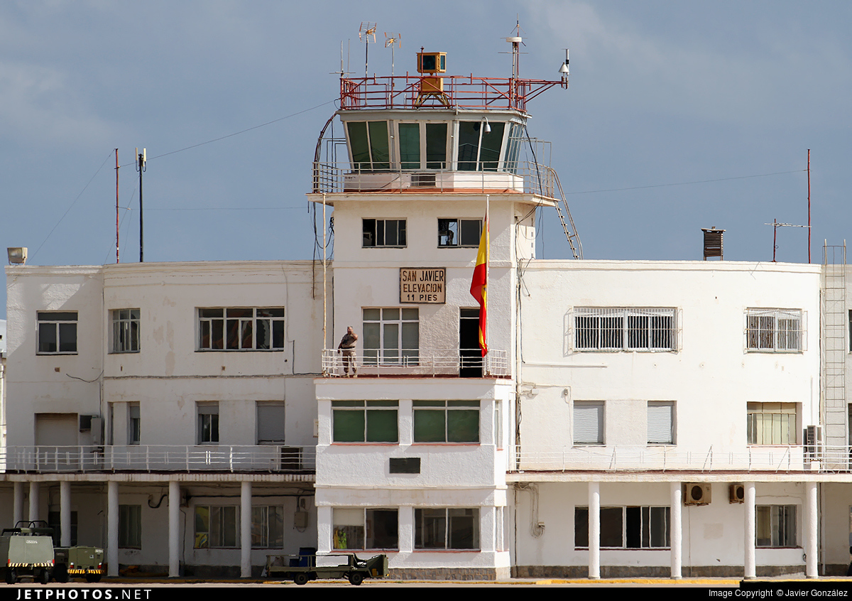 LELC - Airport - Control Tower