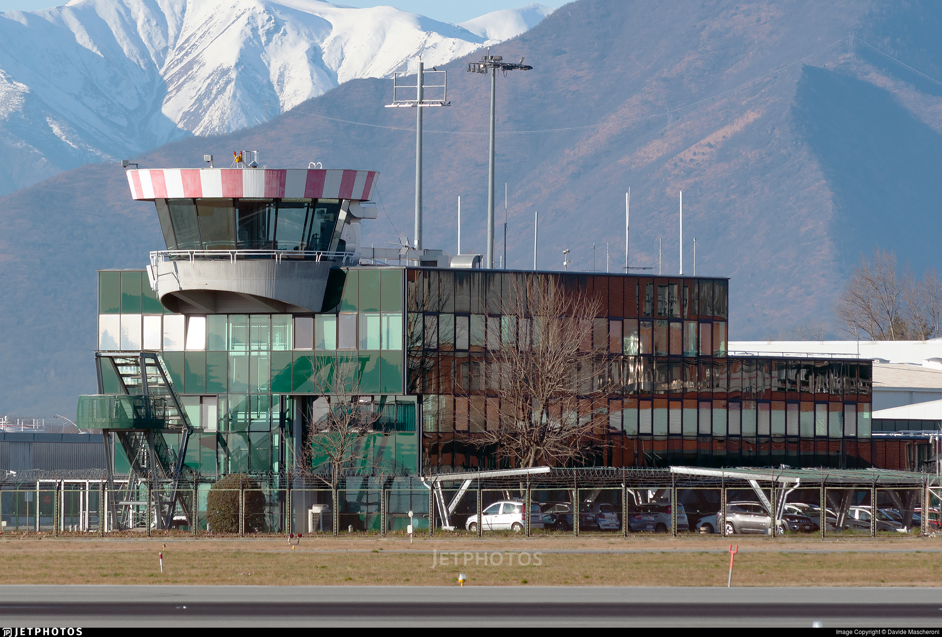 LIMF - Airport - Control Tower