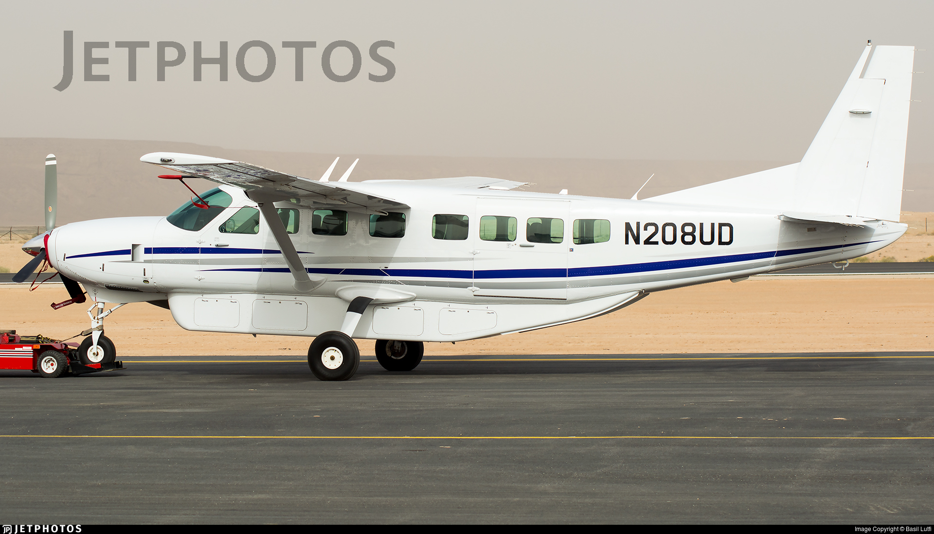N208UD - Cessna 208B Grand Caravan - Textron Aviation