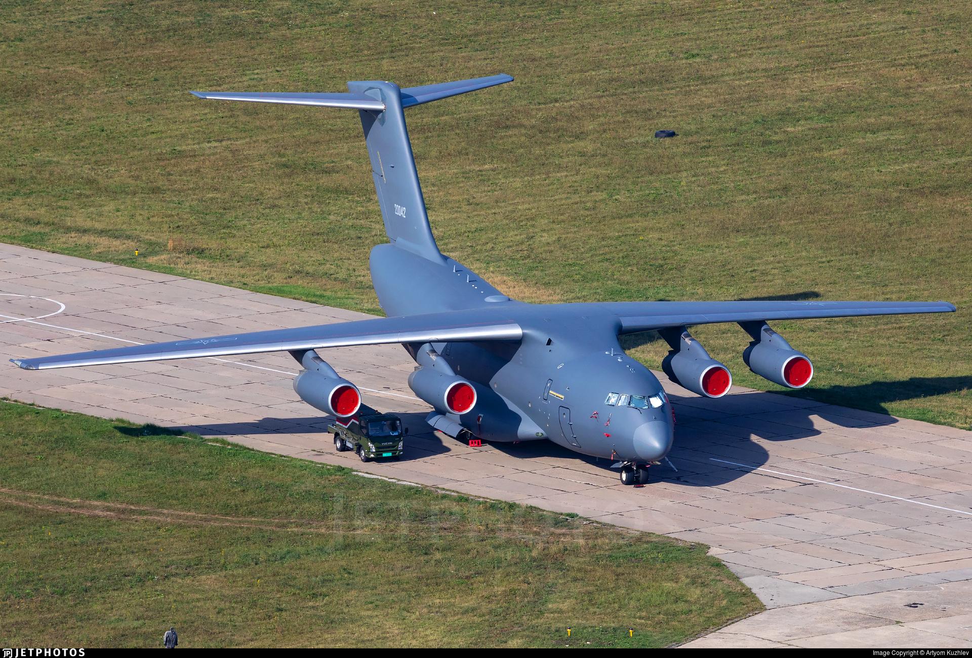 20042 - Xian Y-20A - China - Air Force