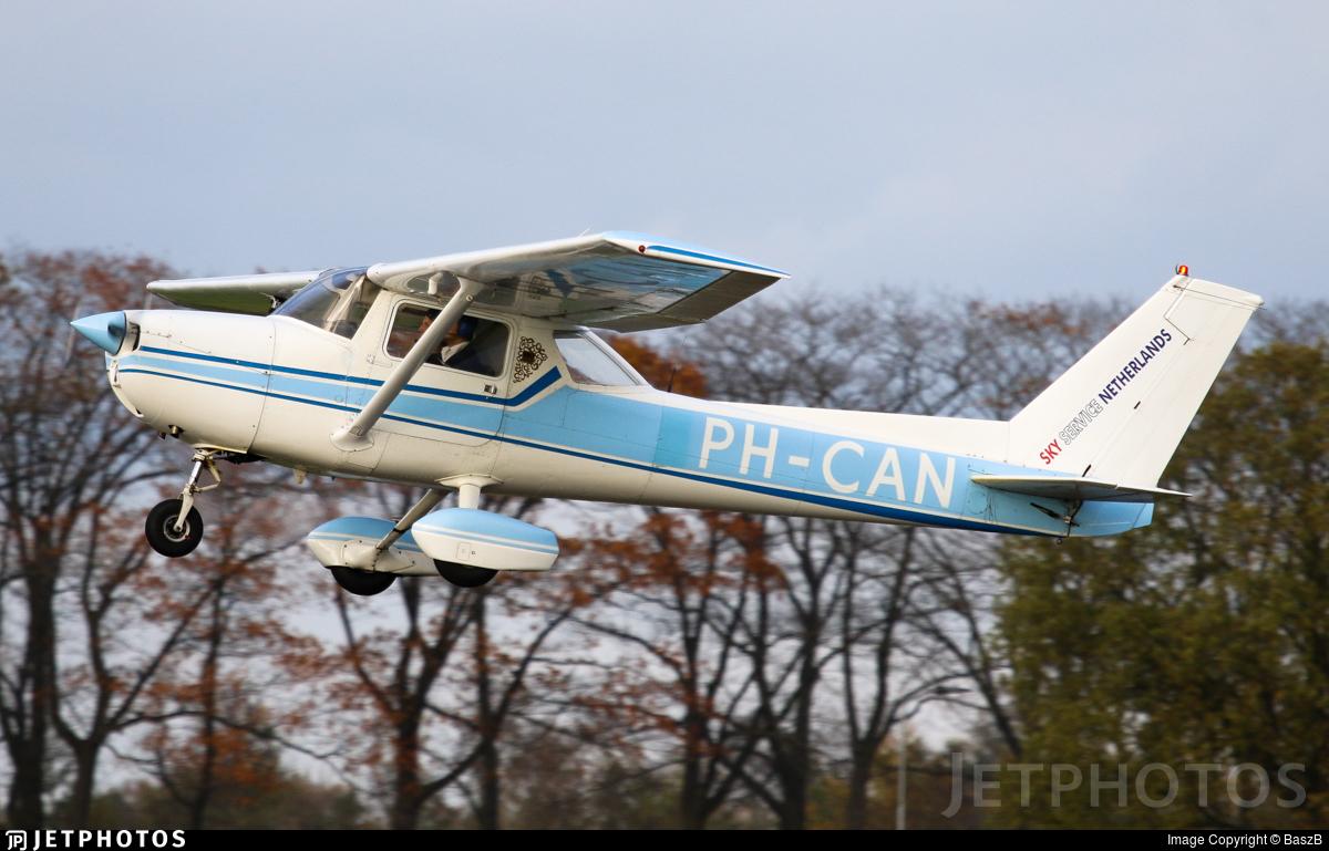 PH-CAN - Cessna 150M - Sky Service Netherlands