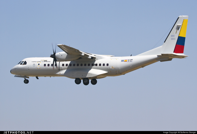 117 - CASA C-295M - Ecuador - Air Force