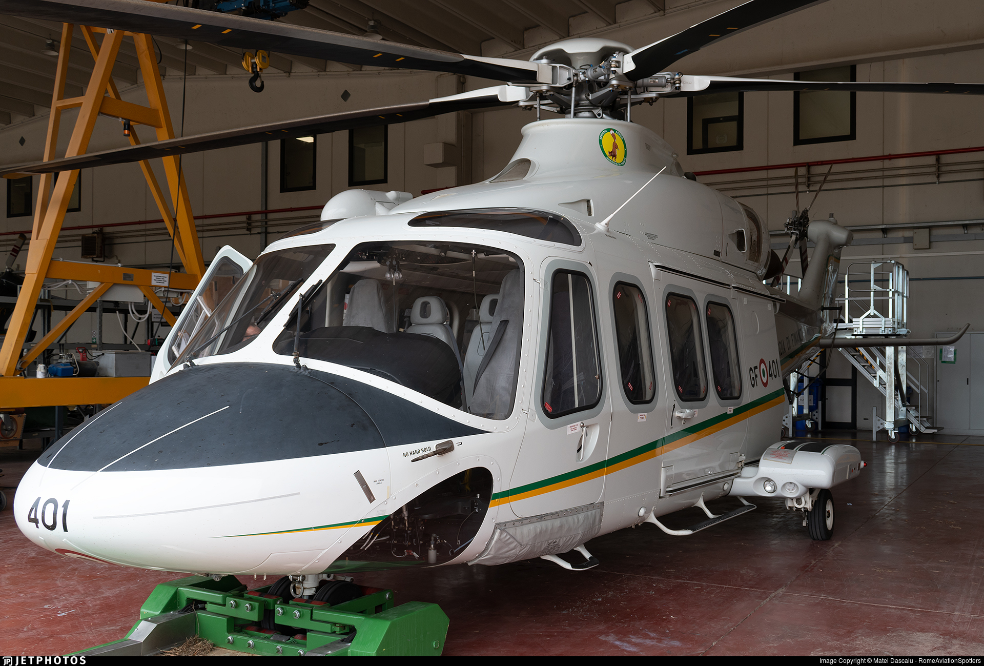 MM81714 - Agusta-Westland AW-139 - Italy - Guardia di Finanza
