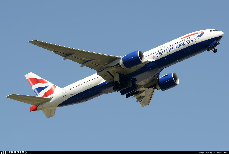 G-VIIO - Boeing 777-236(ER) - British Airways