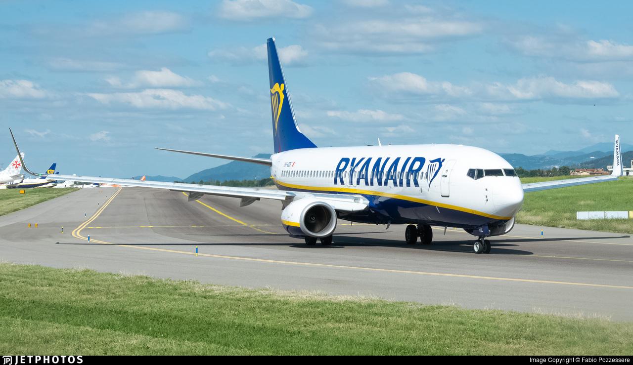 9H-QDE - Boeing 737-8AS - Ryanair (Malta Air)