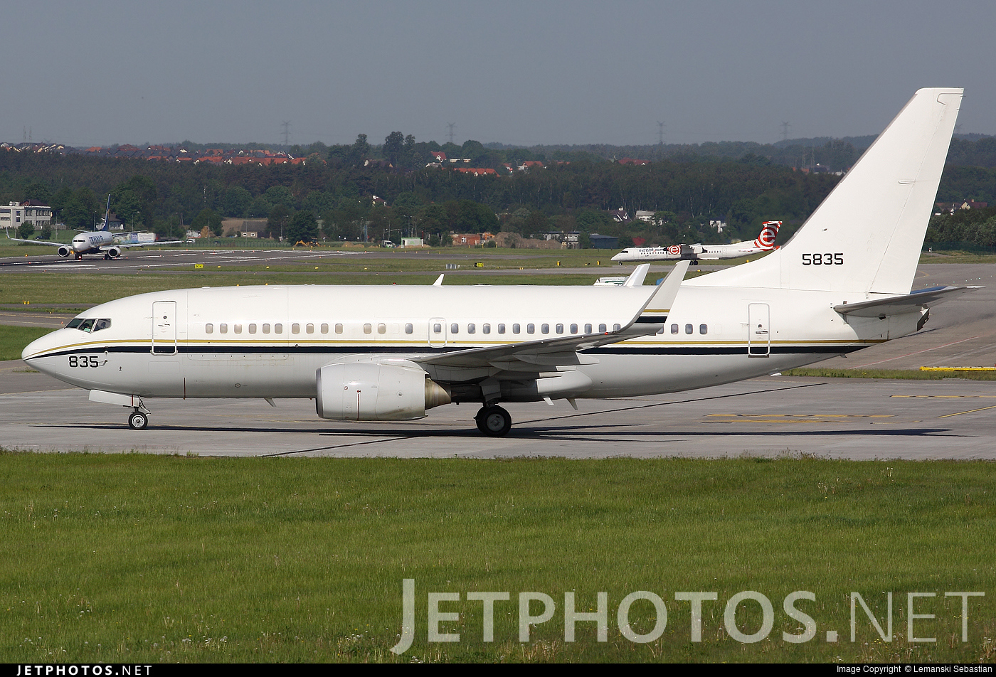 165835 - Boeing C-40A Clipper - United States - US Navy (USN)