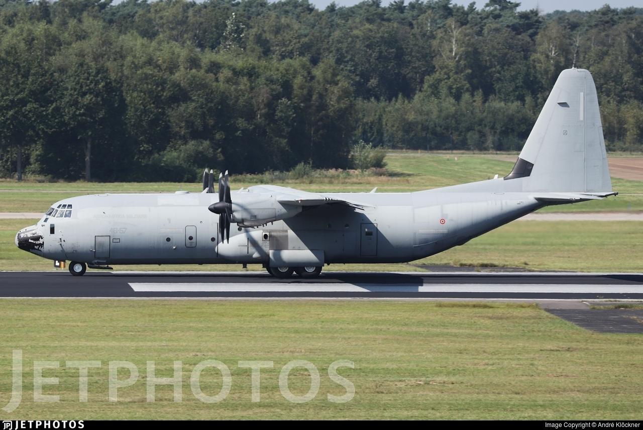 MM62191 - Lockheed Martin C-130J-30 Hercules - Italy - Air Force