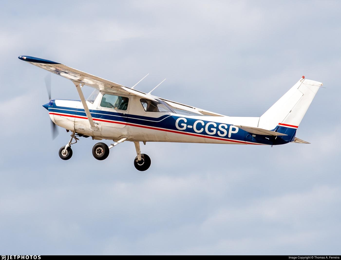G-CGSP - Cessna 152 - Private