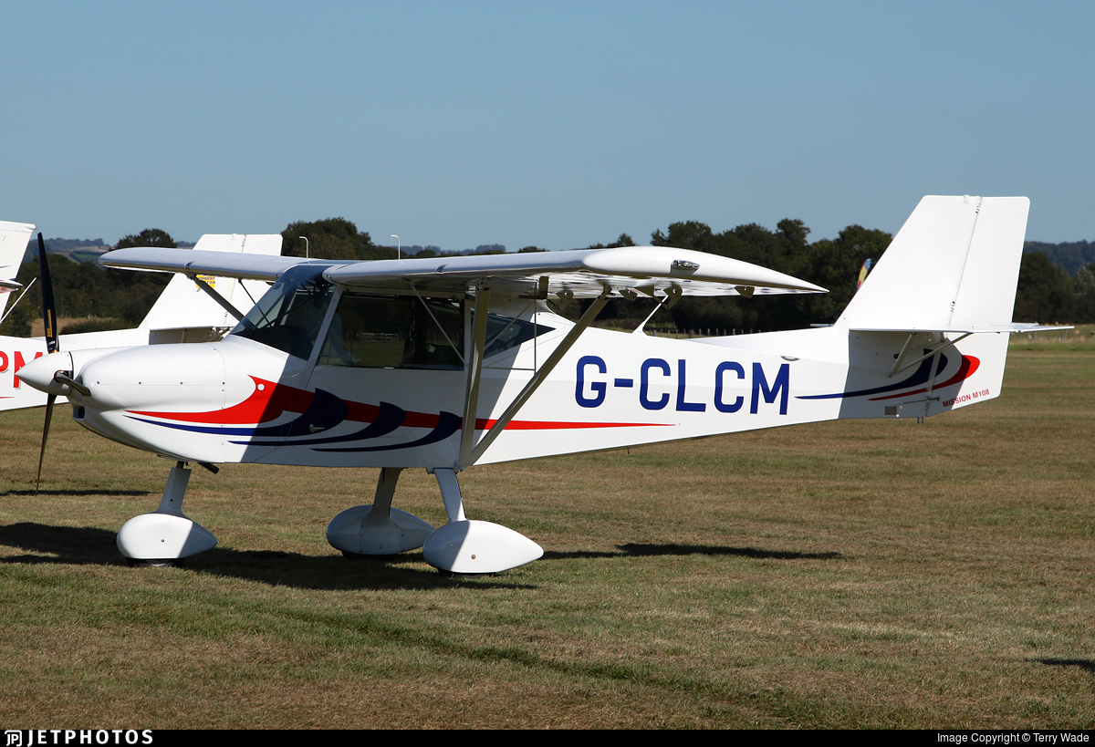 G-CLCM - Lambert Mission M108 - Private