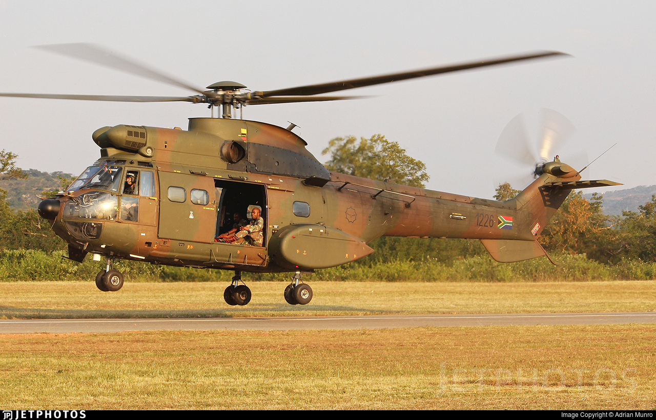 1226 - Atlas TP-1 Oryx - South Africa - Air Force
