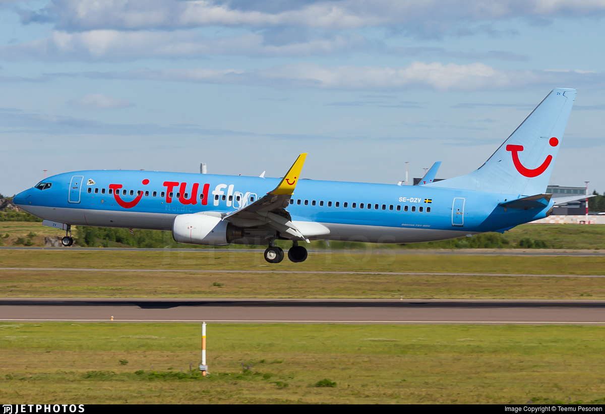 tuifly nordic ab check in