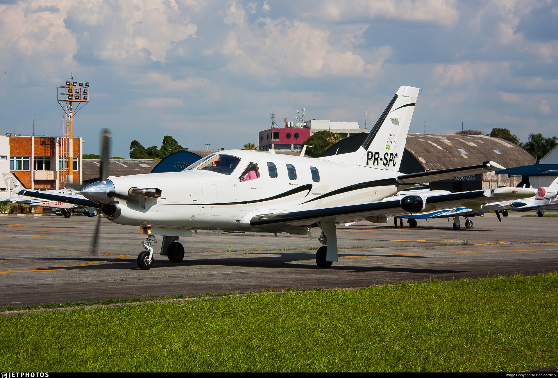 PR-SPC - Socata TBM-850 - Private