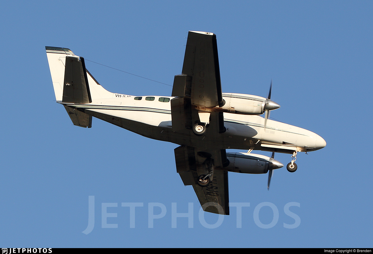 VH-SJQ - Cessna 441 Conquest II - Skippers Aviation