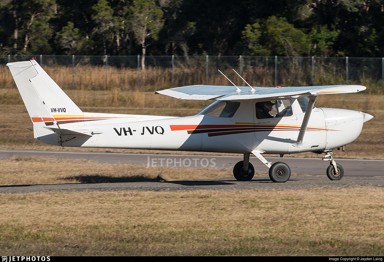 VH-VVQ - Cessna 150M - Private
