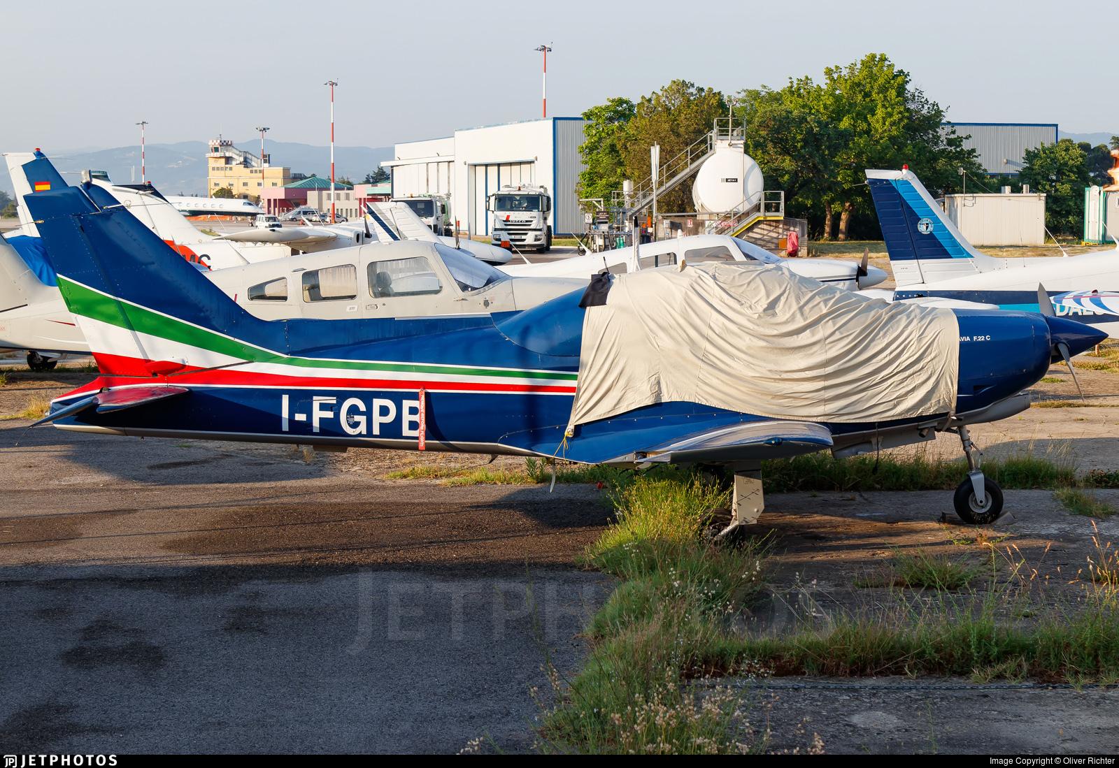 I-FGPB - General Avia F22C Pinguino - Private