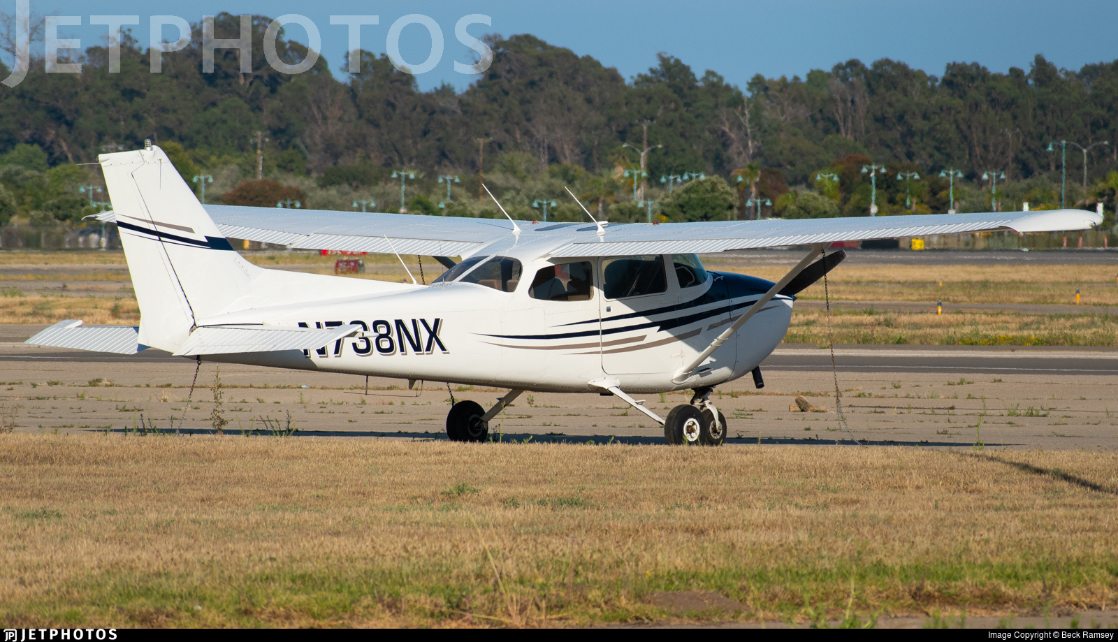 N738NX - Cessna 172N Skyhawk - Above All Aviation