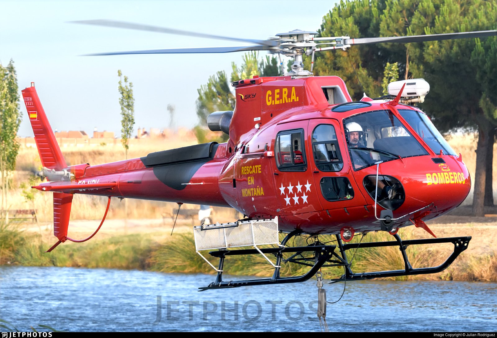 EC-NPV - Eurocopter AS 350B3 Ecureuil - Sky Helicopteros