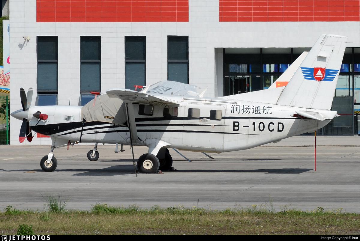 B-10CD - Quest Aircraft Kodiak 100 - Private