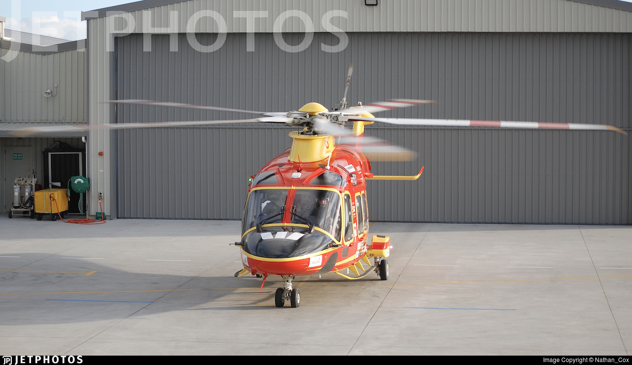 ZK-IZB - Agusta-Westland AW-169 - Auckland Regional Rescue Helicopter Trust