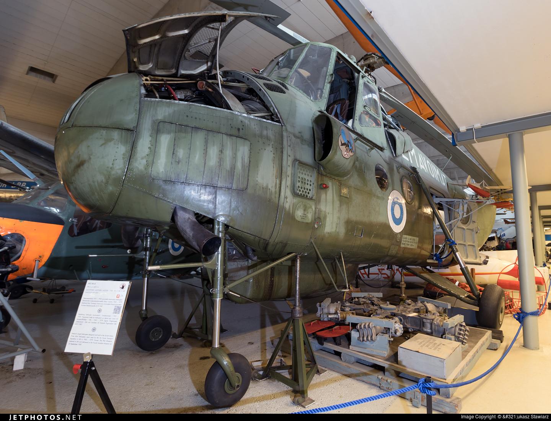 HR-3 - Mil Mi-4 Hound - Finland - Air Force