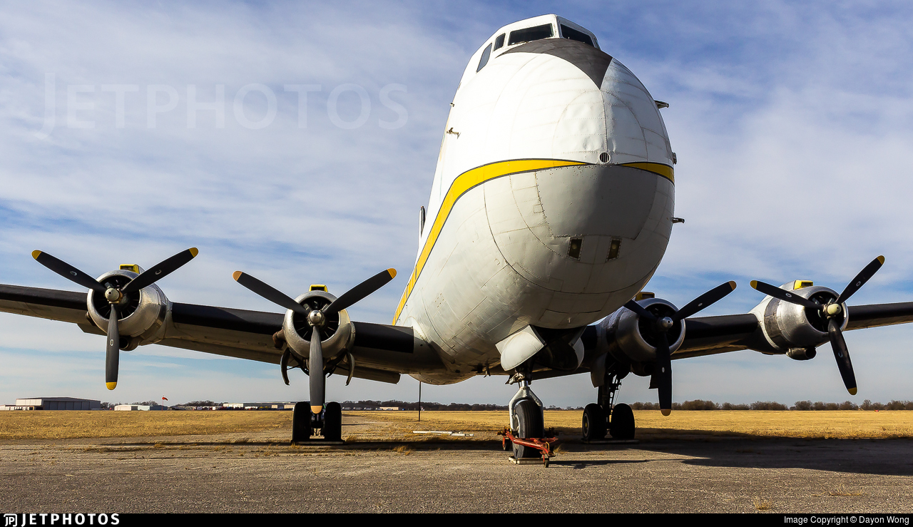 N89FA - Aviation Traders ATL-98 Carvair - Private