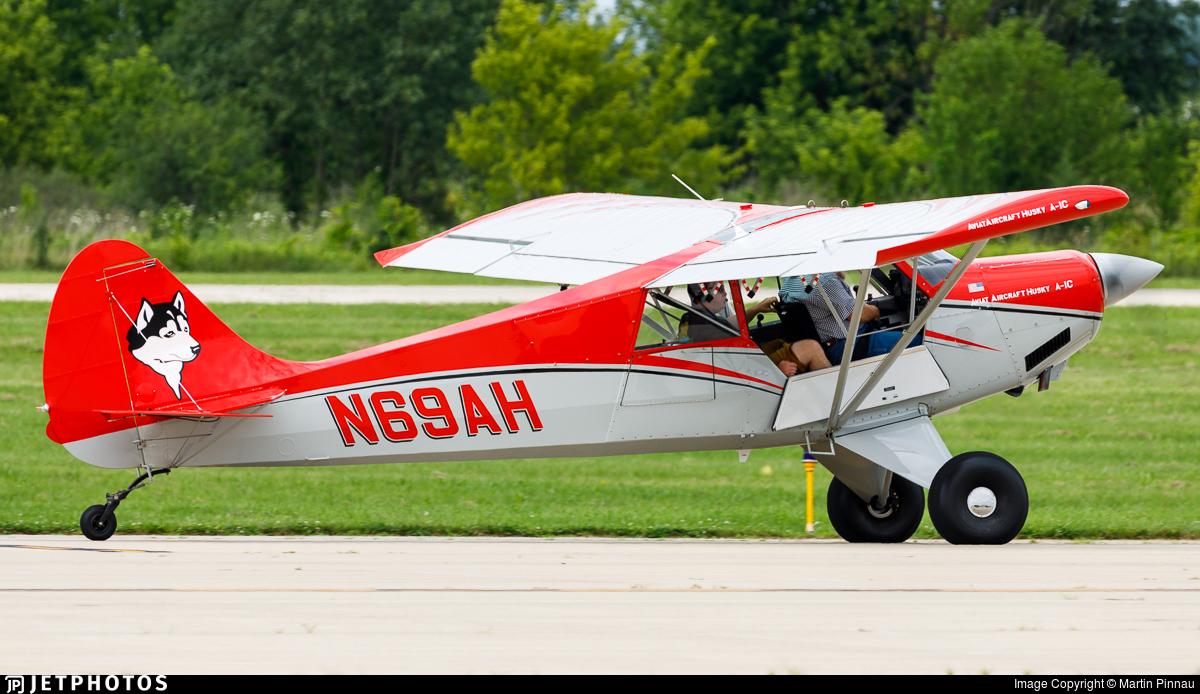 N69AH - Aviat A-1C Husky - Aviat Aircraft Company