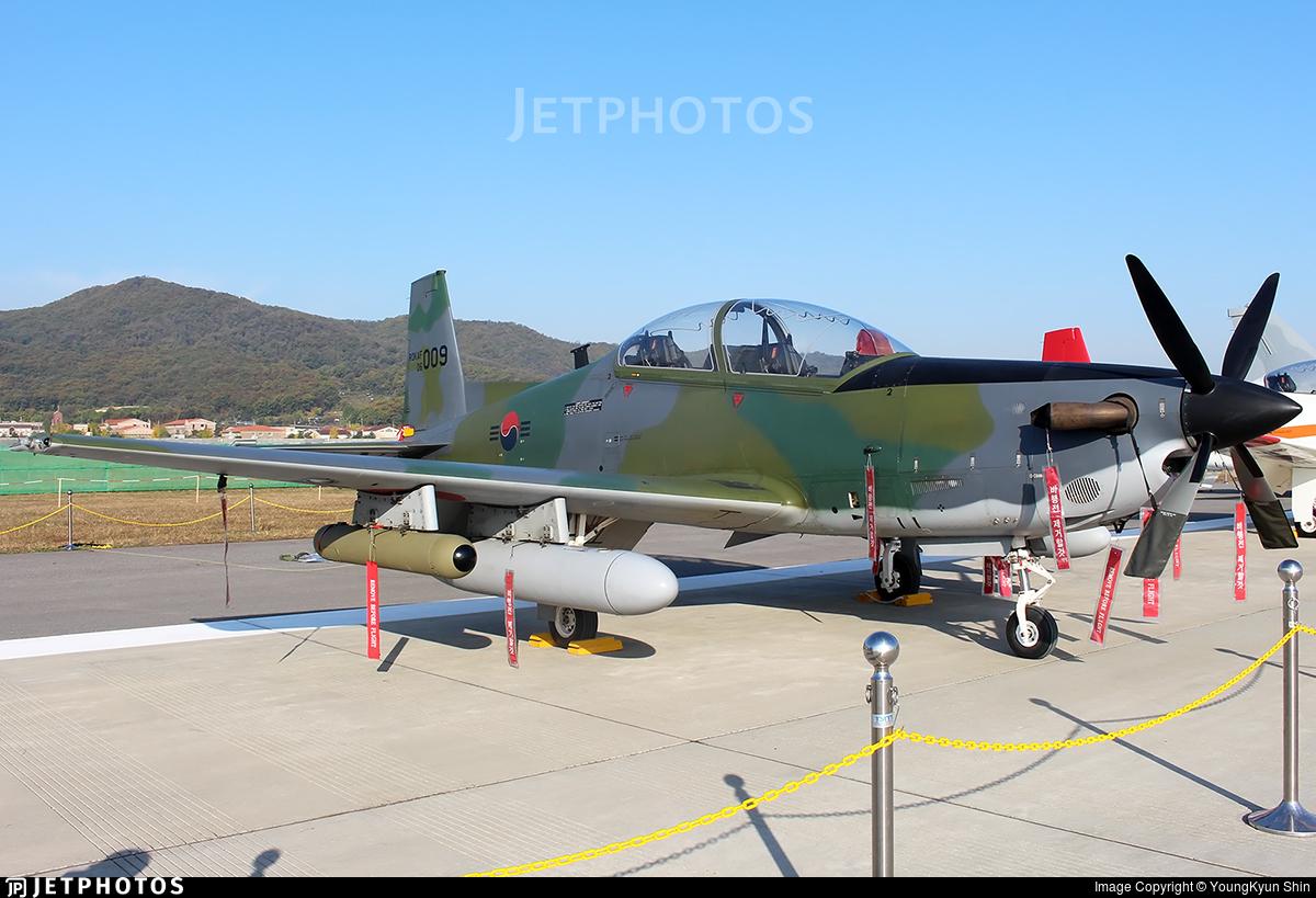 06-009 - KAI KO-1 Woong-Bee - South Korea - Air Force