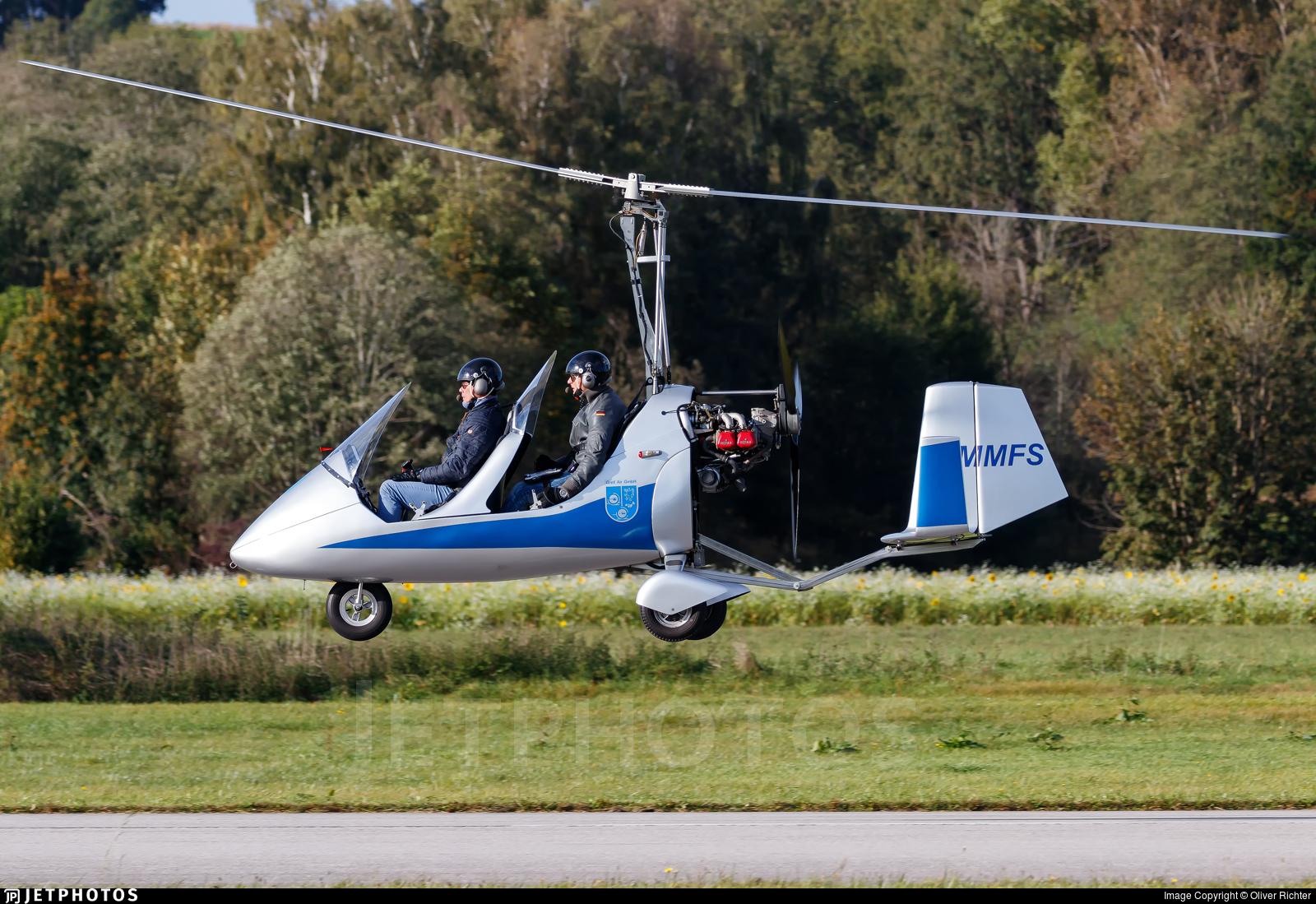 D-MMFS - Autogyro Europe MT-03 Eagle - Private
