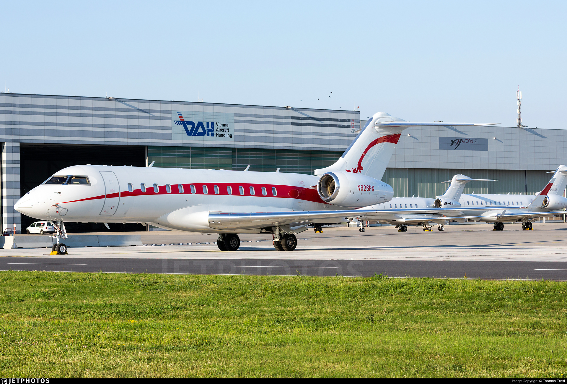 N926PN - Bombardier BD-700-1A10 Global Express - Private