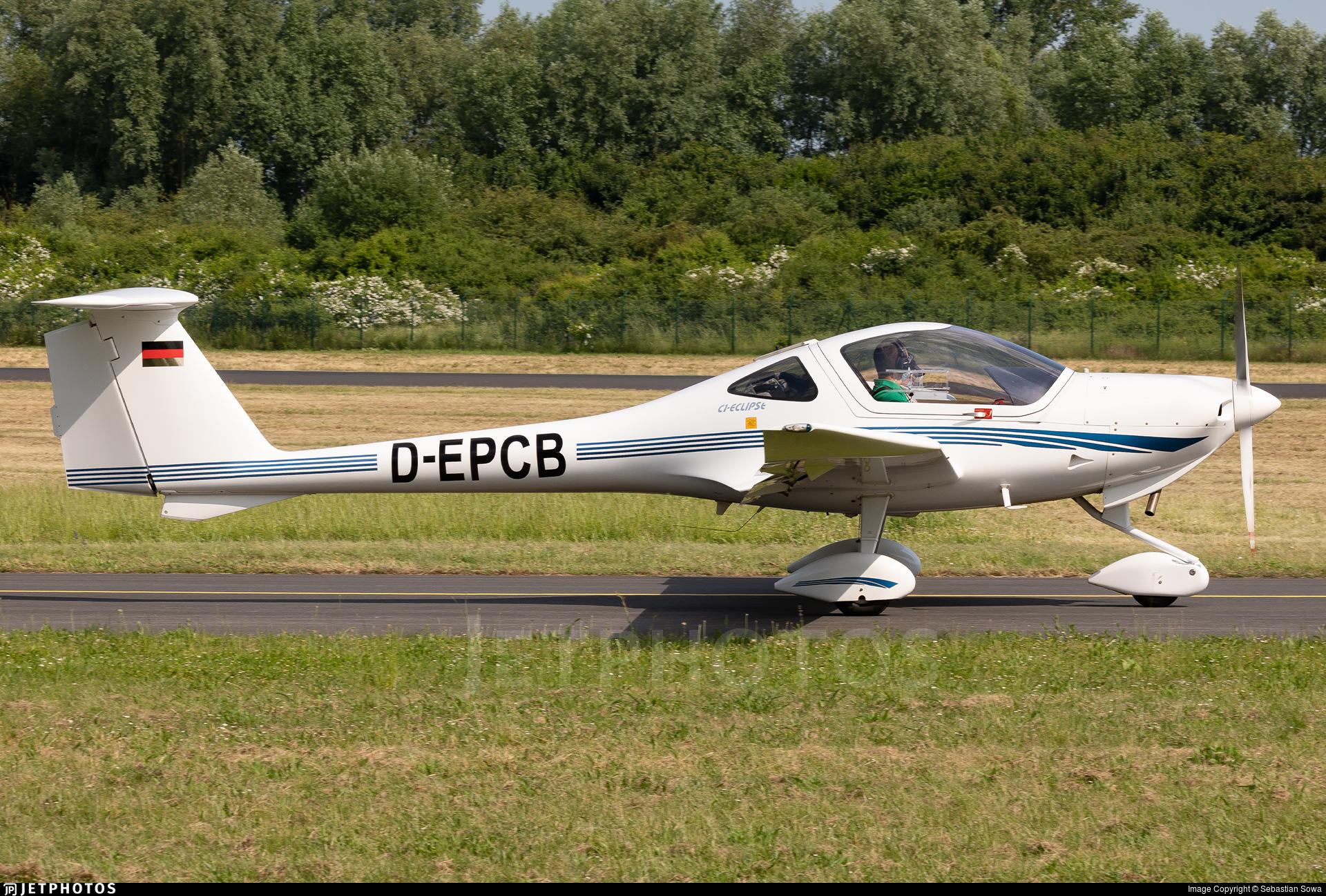 D-EPCB - Diamond DA-20-C1 Eclipse - Private