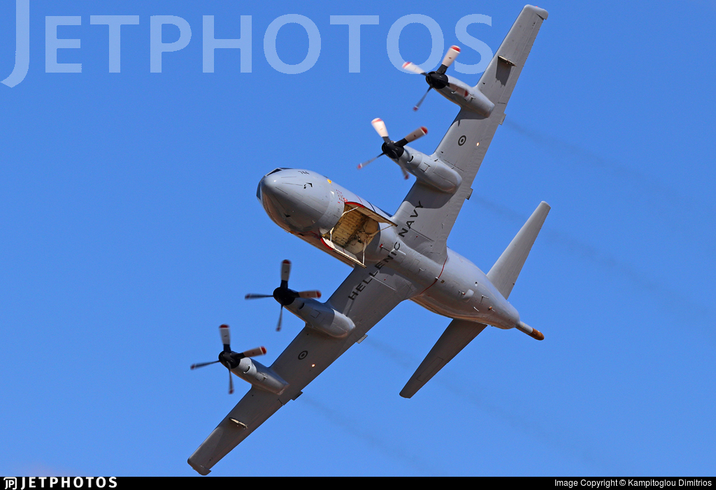 152744 - Lockheed P-3B Orion - Greece - Navy