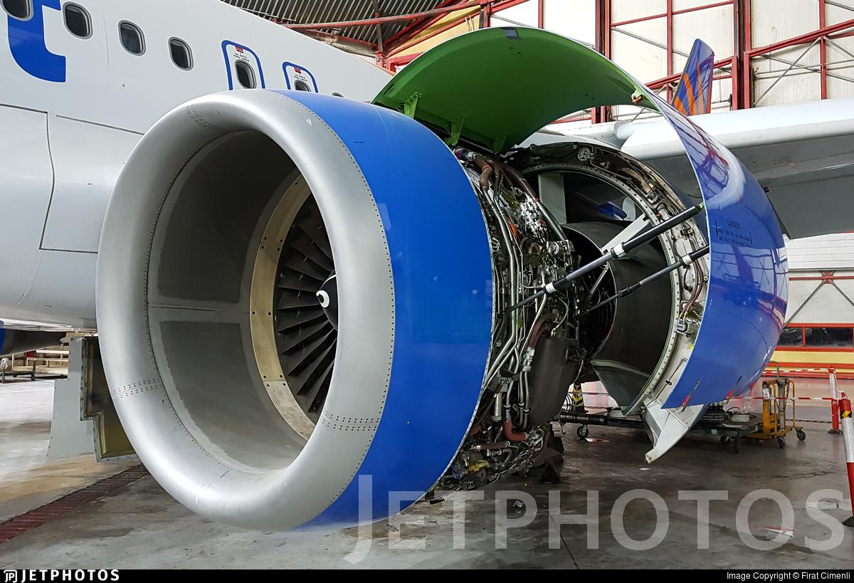 HZ-AS11 - Airbus A320-214 - Allegiant Air