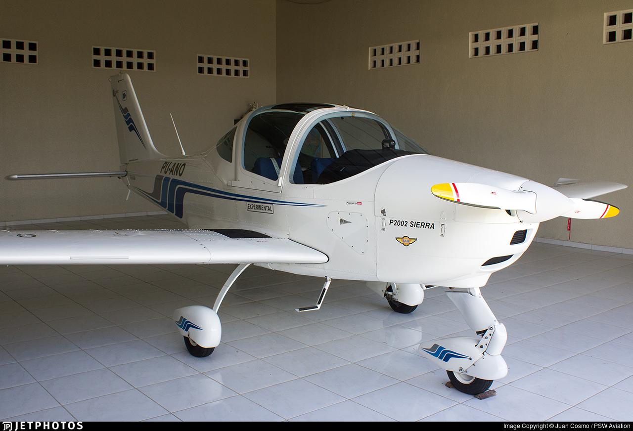 PU-ANO - Tecnam P2002 Sierra - Private