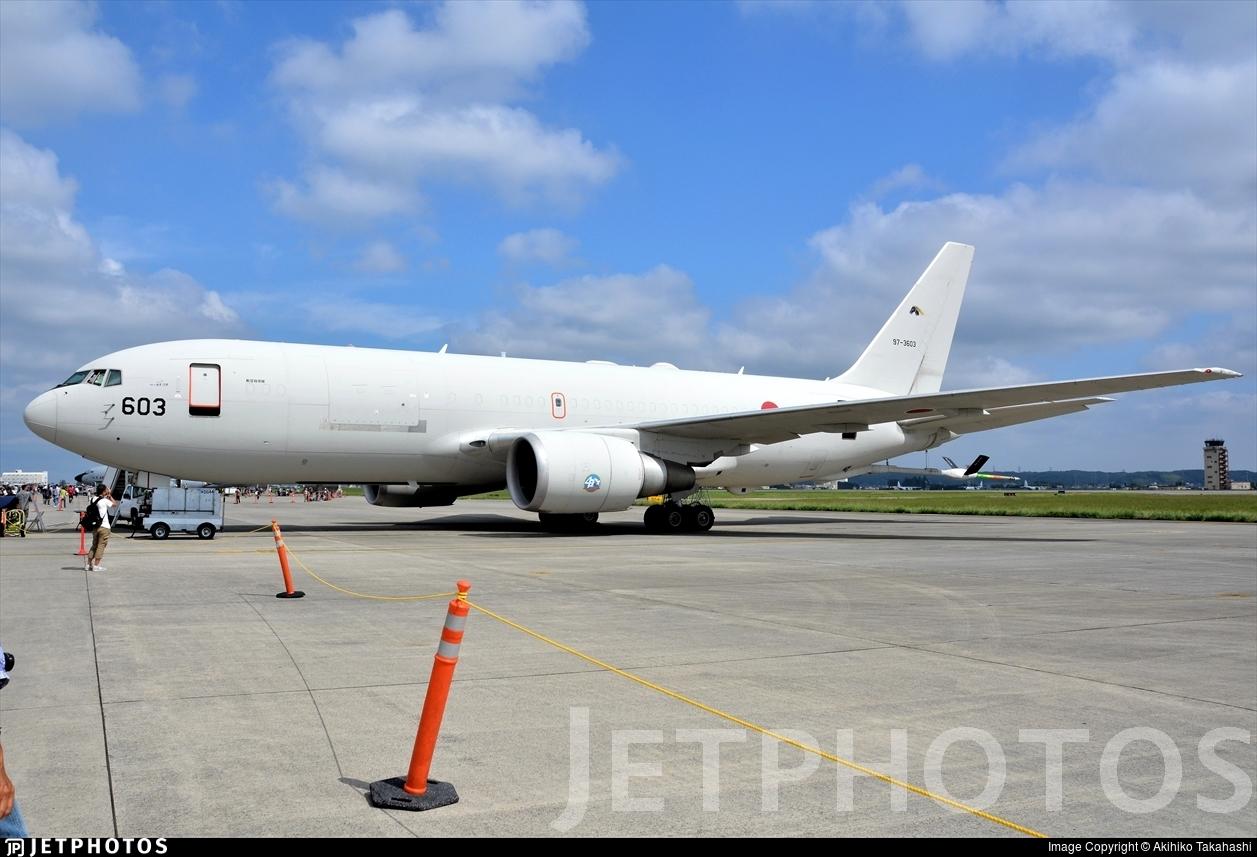 97-3603 - Boeing KC-767J - Japan - Air Self Defence Force (JASDF)