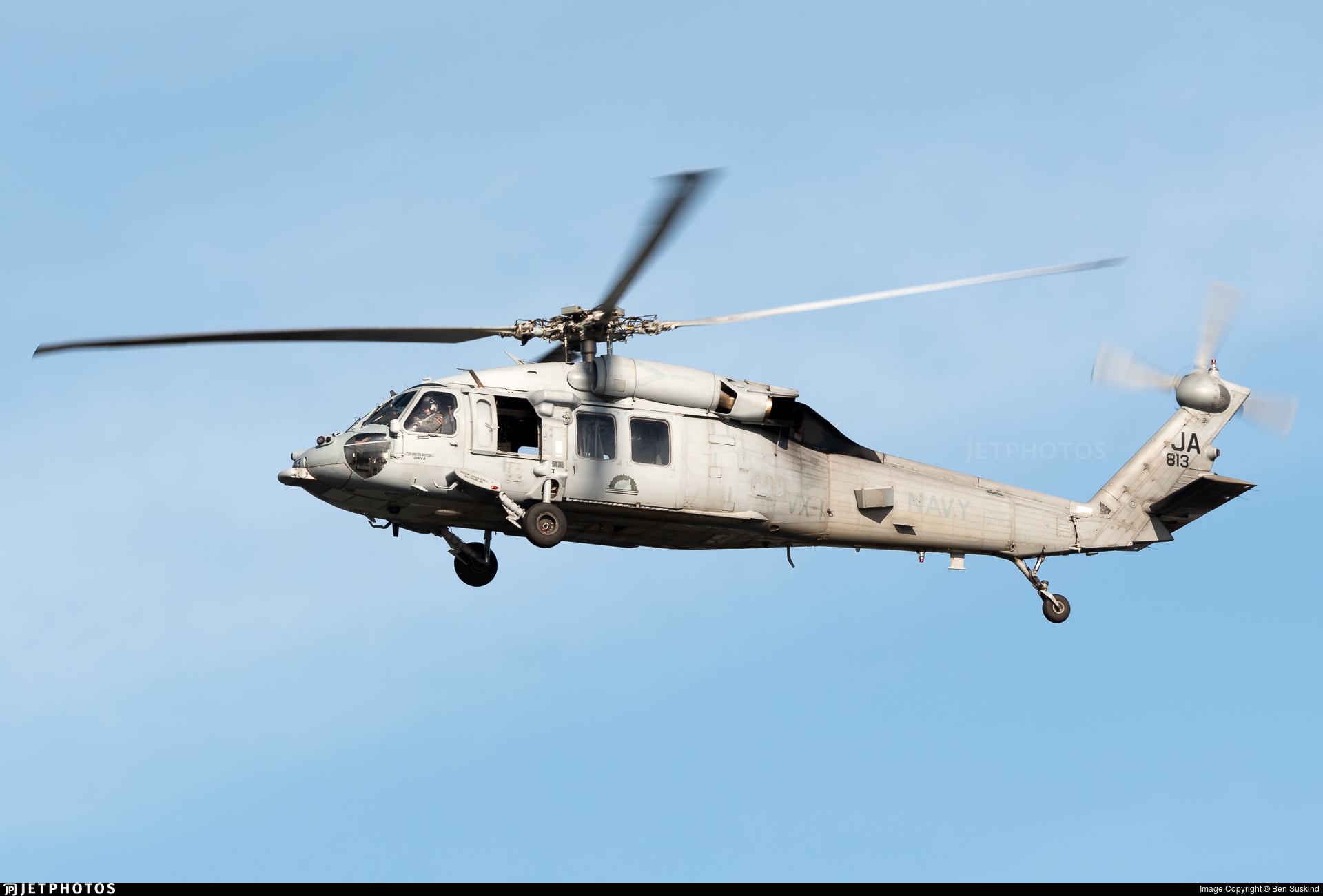 167813 - Sikorsky MH-60S Knighthawk - United States - US Navy (USN)