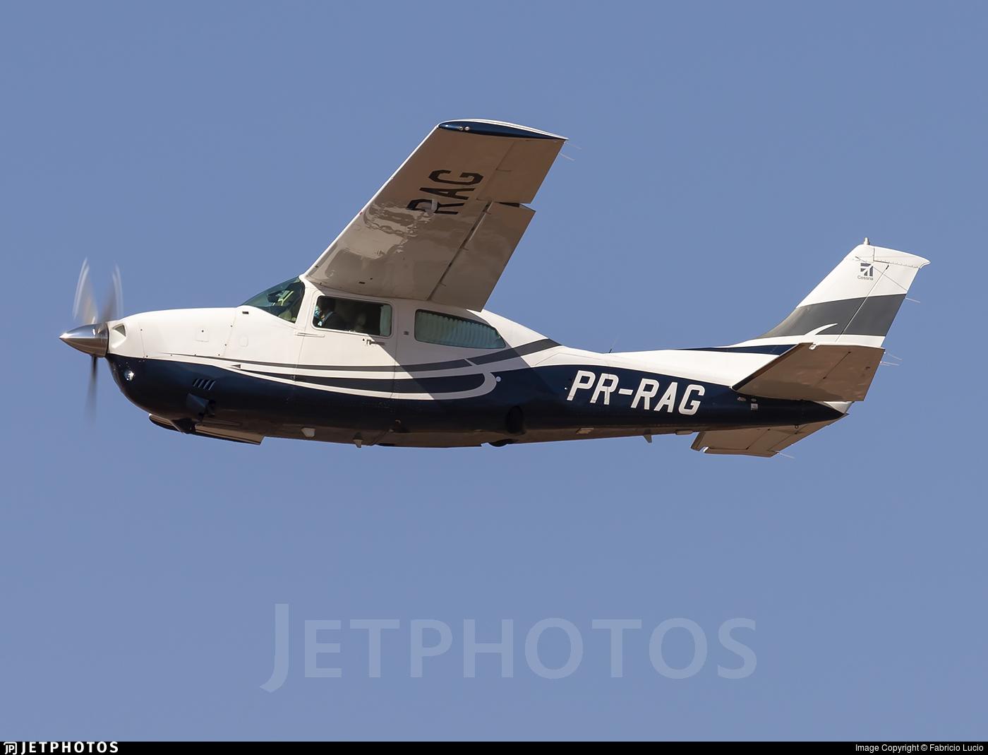 PR-RAG - Cessna T210N Turbo Centurion - Private
