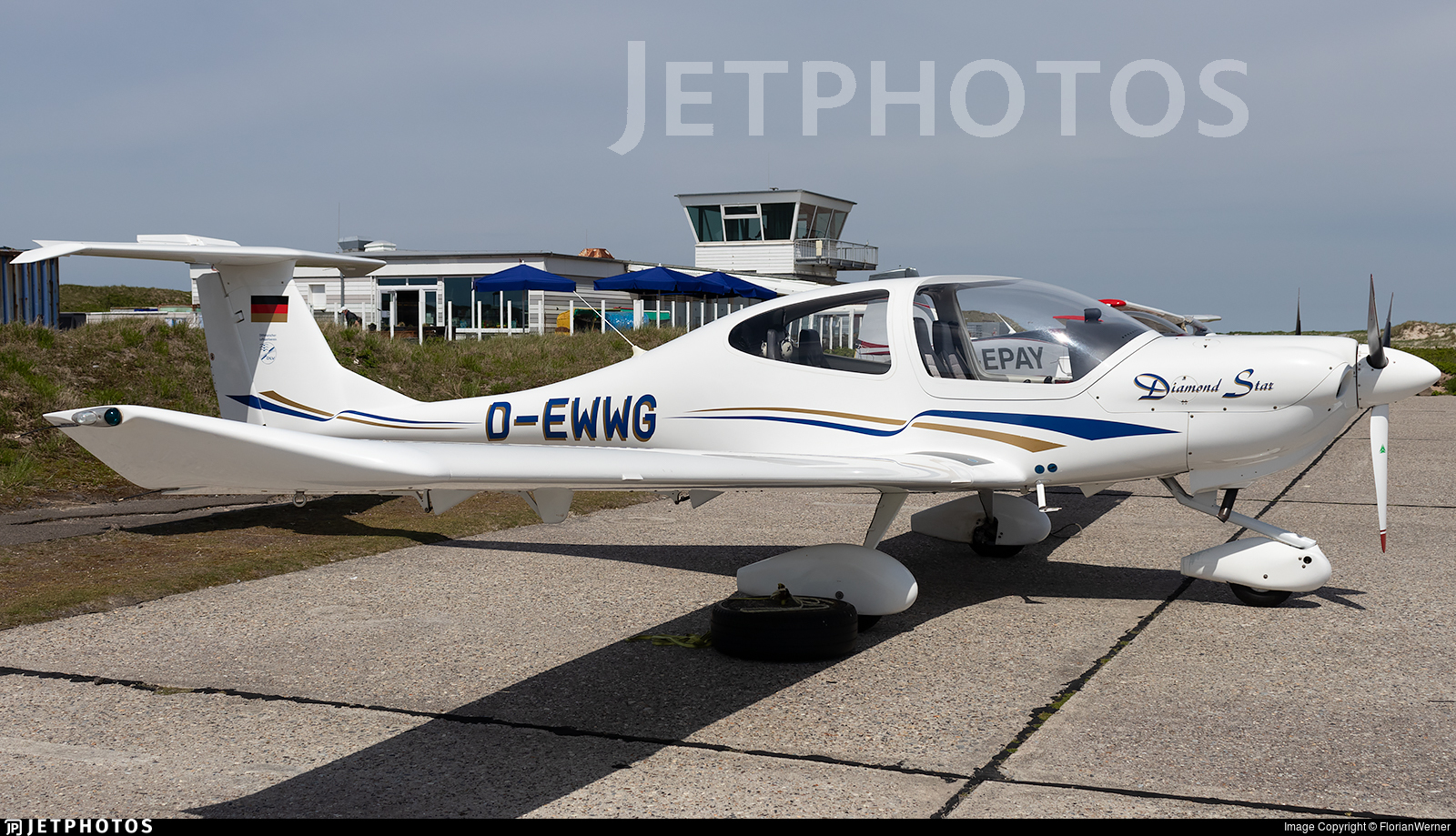 D-EWWG - Diamond DA-40 Diamond Star - Air Alliance