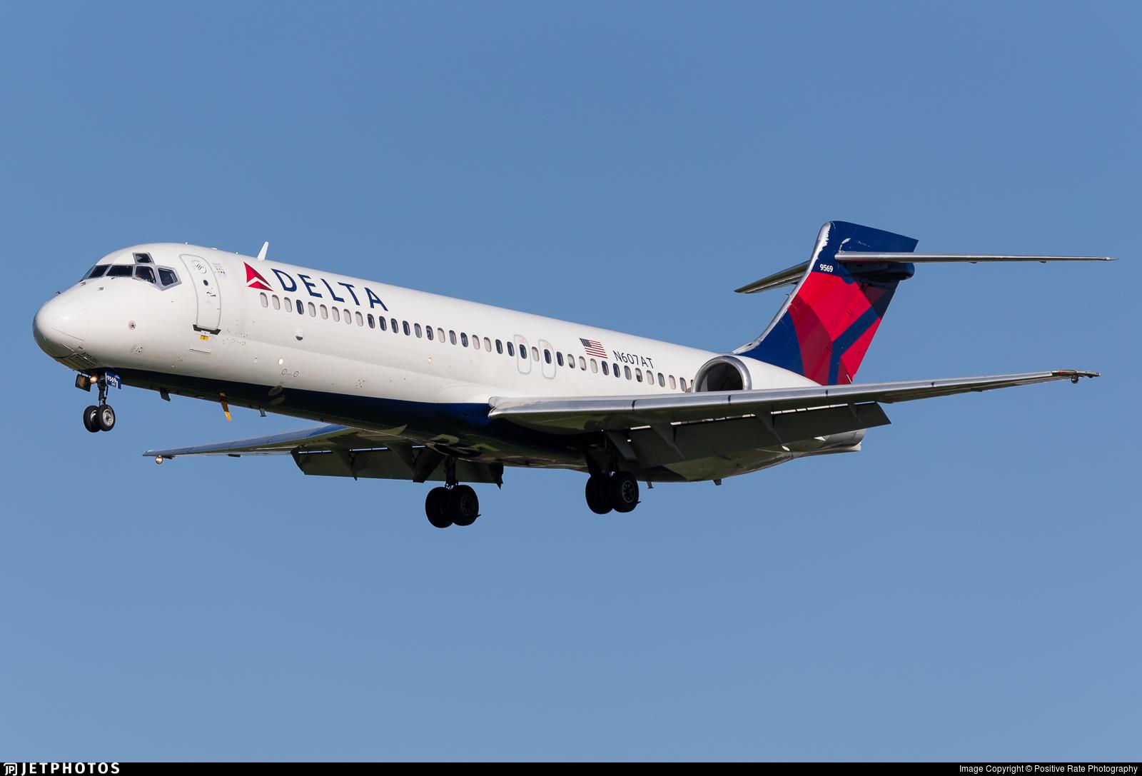 N607AT - Boeing 717-231 - Delta Air Lines