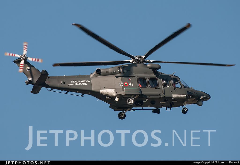 CSX81797 - Agusta-Westland HH-139A - Italy - Air Force