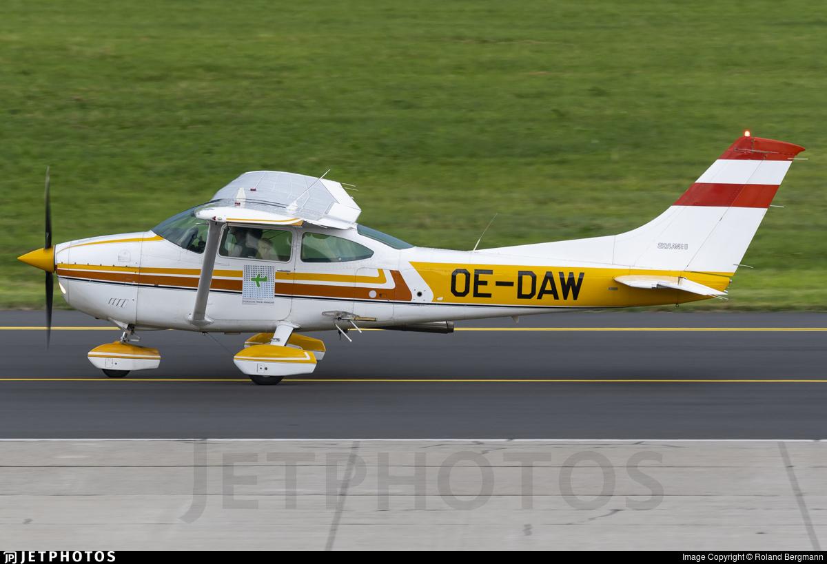 OE-DAW - Reims-Cessna F182Q Skylane II - Steirische Hagelabwehr