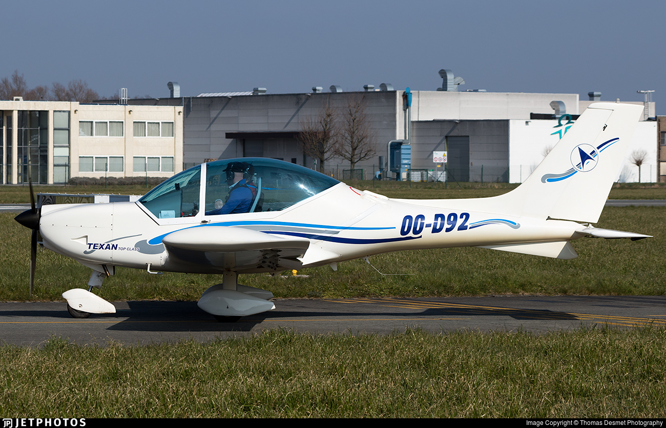 OO-D92 - Fly Synthesis Texan - Private