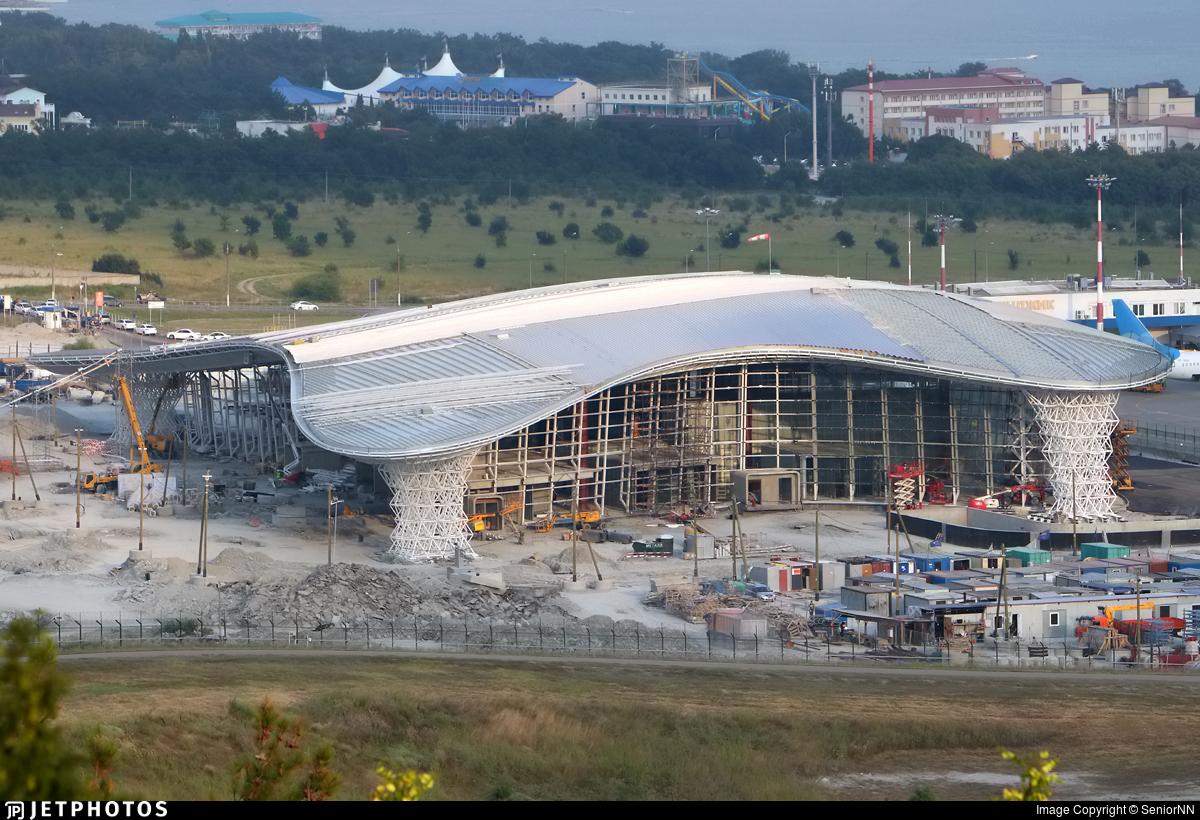 URKG - Airport - Airport Overview