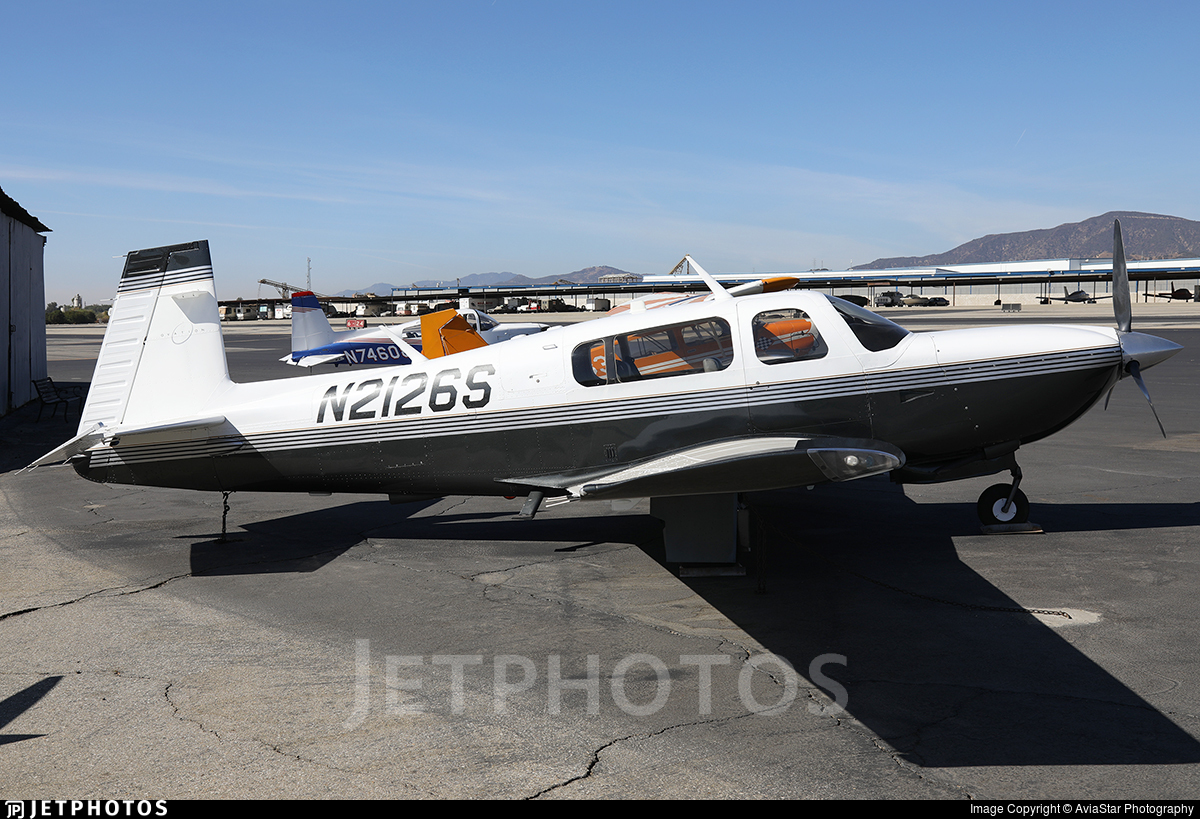 N2126S - Mooney M20R Ovation - Private