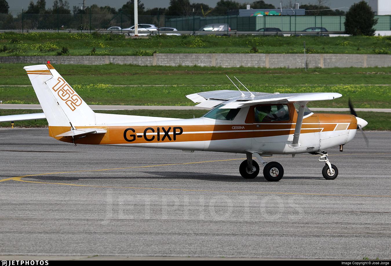 G-CIXP - Cessna 152 - Private