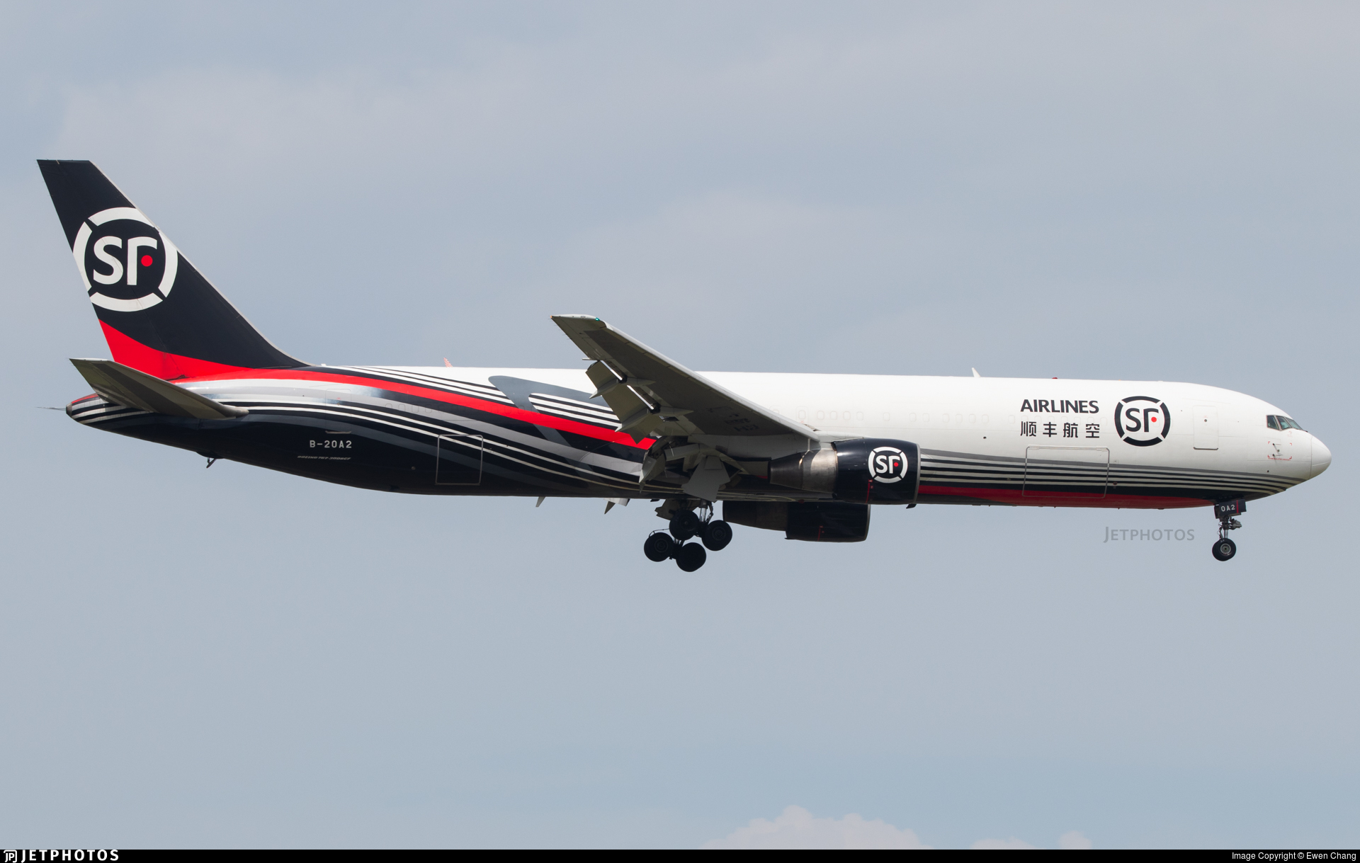 B-20A2 - Boeing 767-36D(ER)(BCF) - SF Airlines