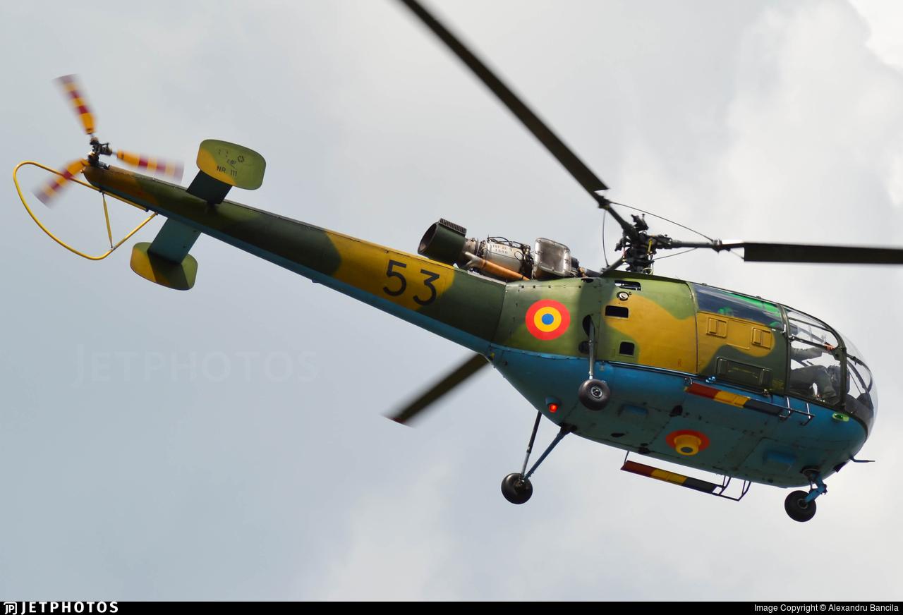 53 - IAR-316B - Romania - Air Force