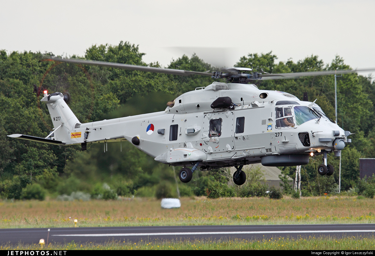 N-277 - NH Industries NH-90NFH - Netherlands - Navy